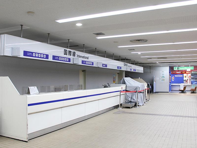 山口宇部空港国際線ターミナル|ロケ地検索 | 宇部フィルムコミッション このページの本文へ移動